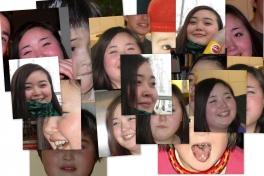 Collage med Qivioq
