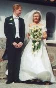 Susanne og Søren Bryllup