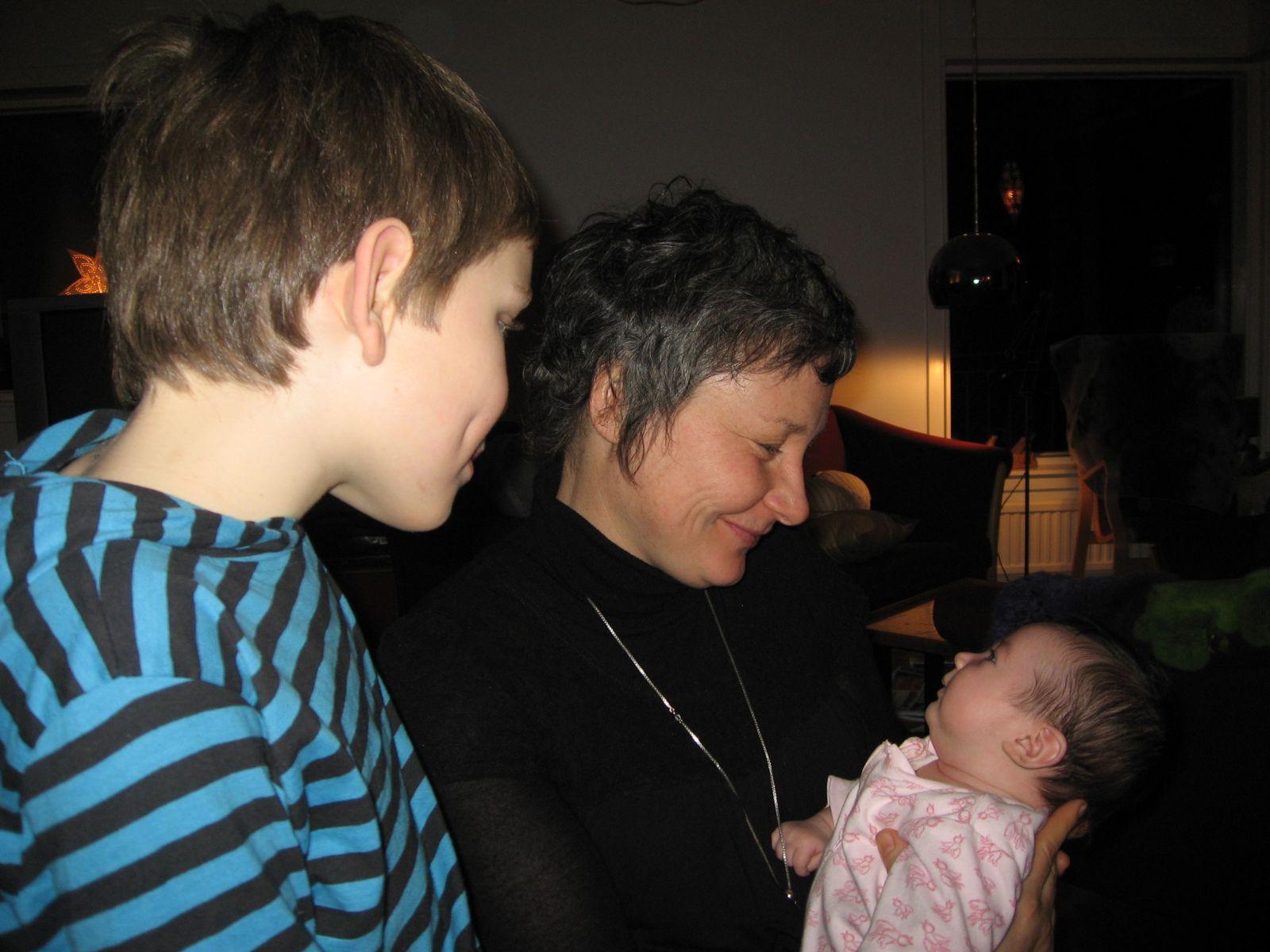 Mette, Rumle og Qupanuk