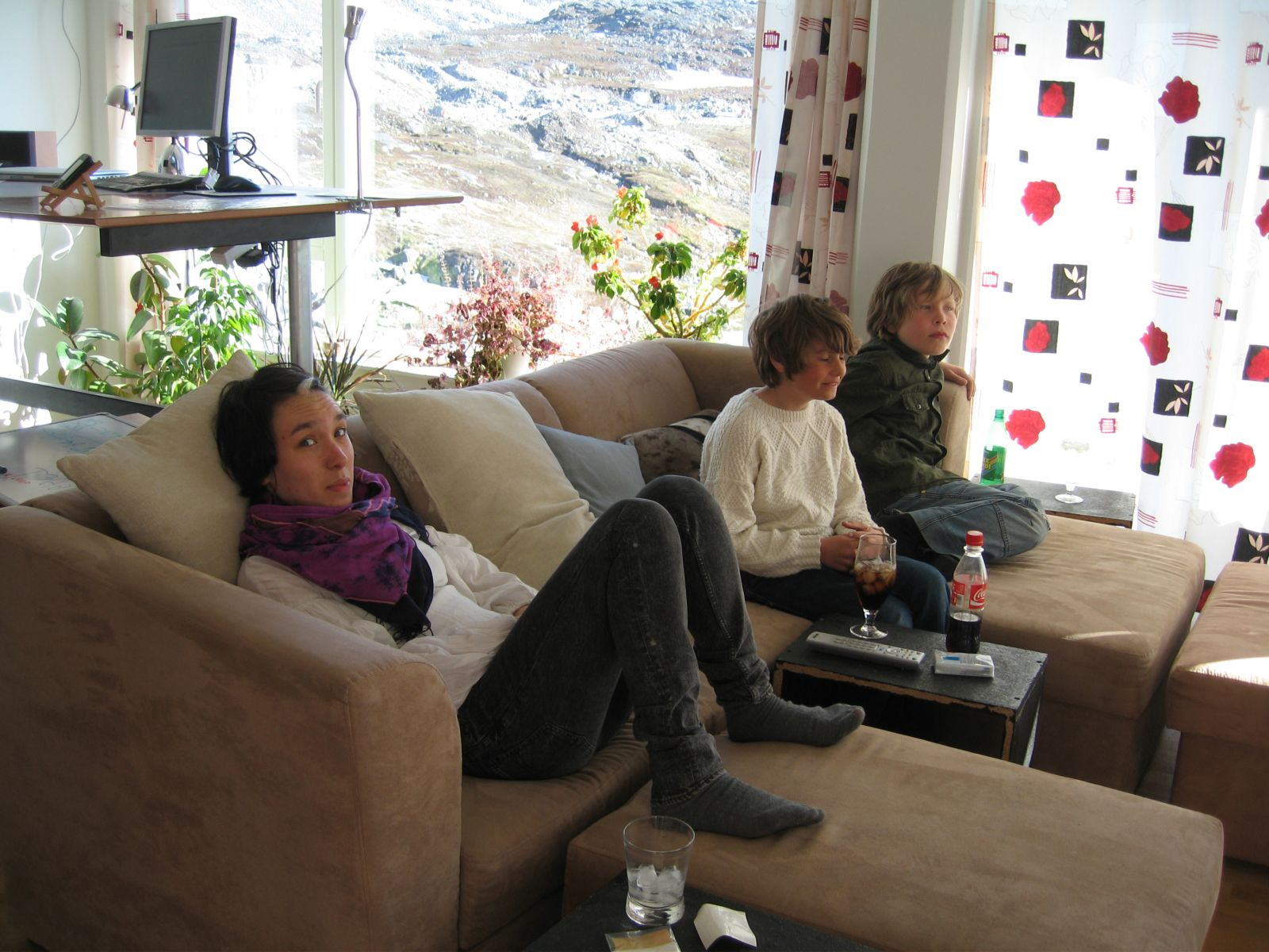 2009-06-12-1834_Ivalo Lynge Labansen; Rumle Labansen