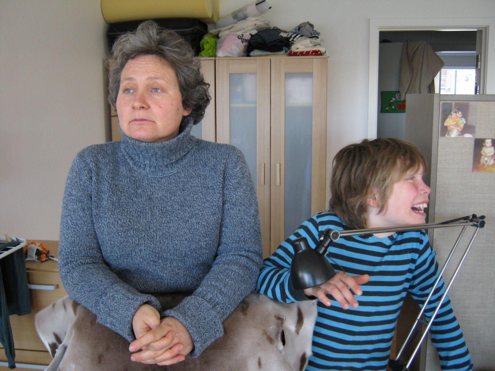 2009-06-16-2001_Mette Labansen; Rumle Labansen