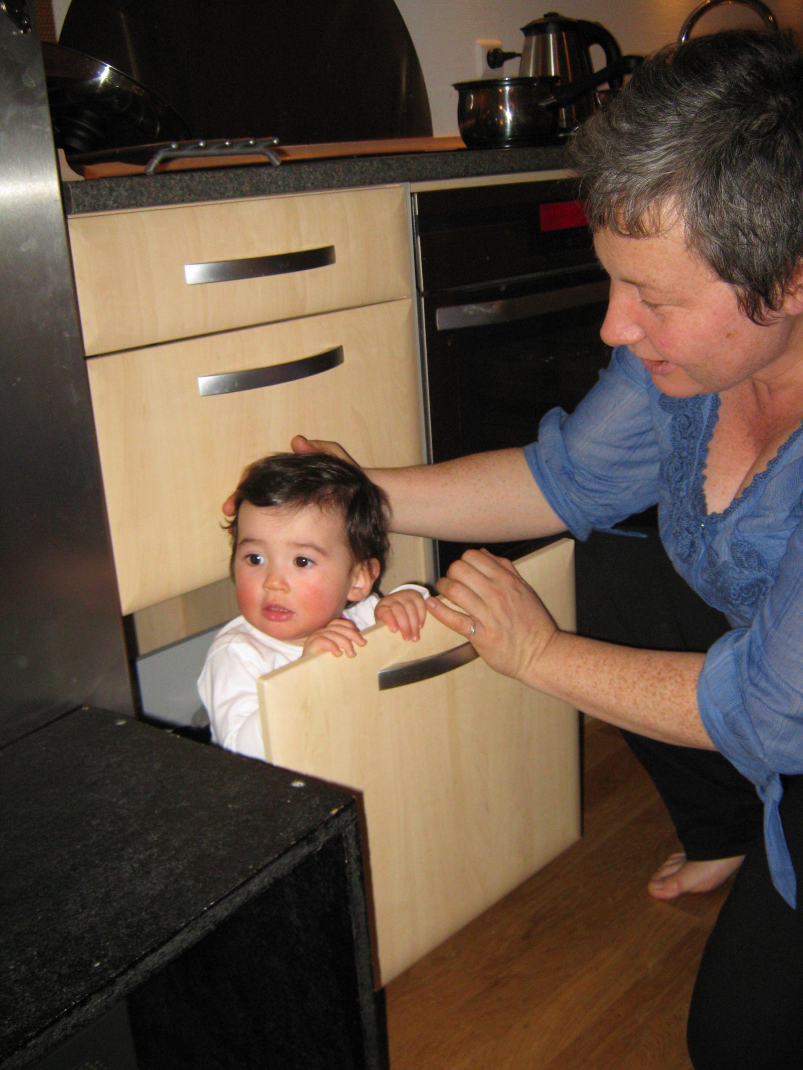 2009-10-31-1945_Mette Labansen; Qupanuk Eugenius Labansen