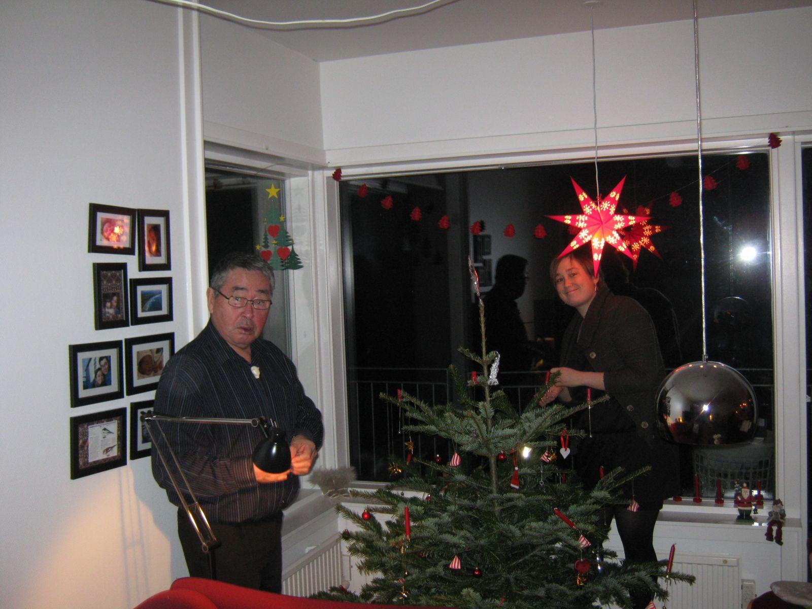 2009-12-24-1758_Jørgen Labansen; Maritha Eugenius Labansen