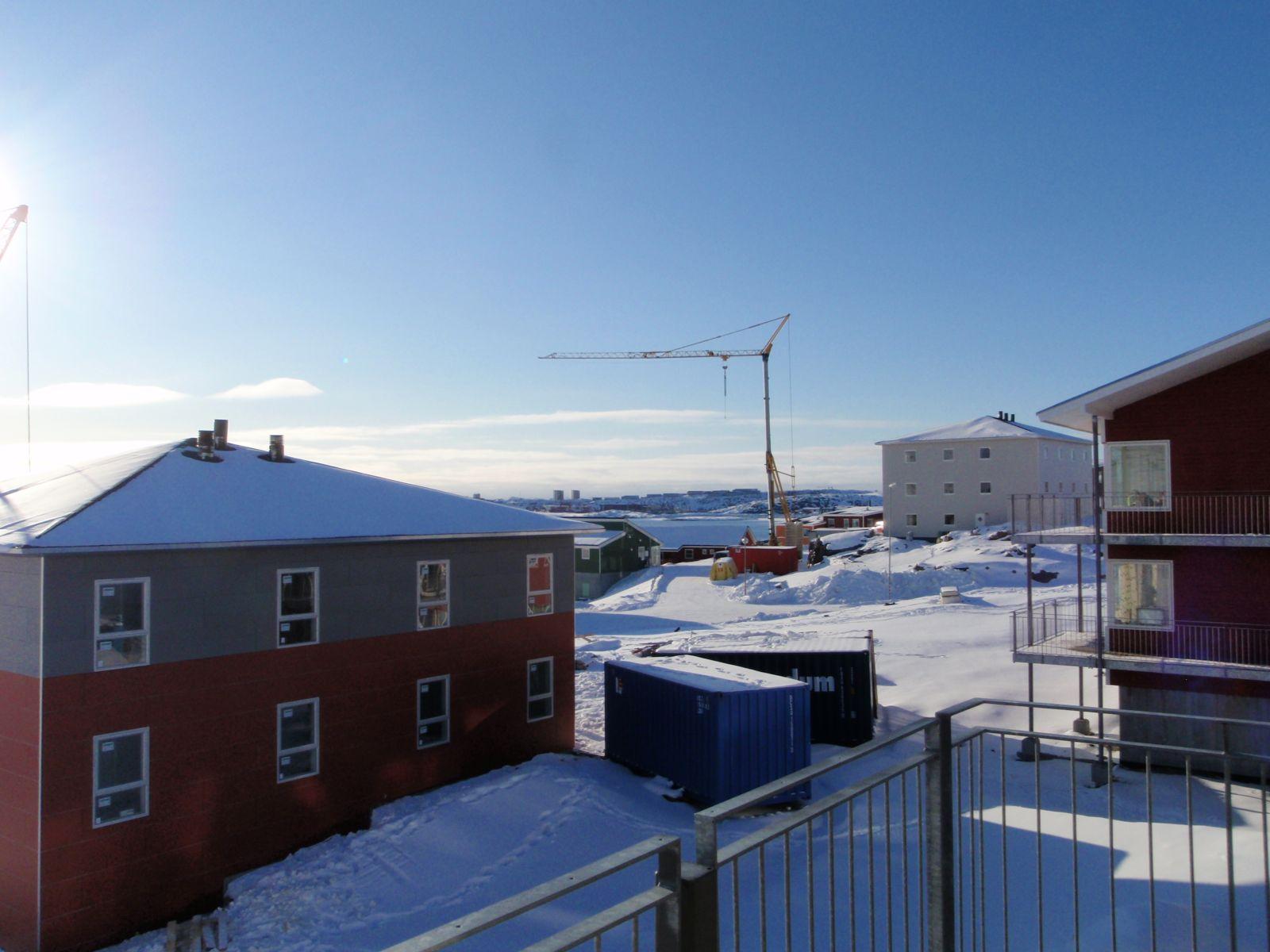 Billeder fra Nuuk