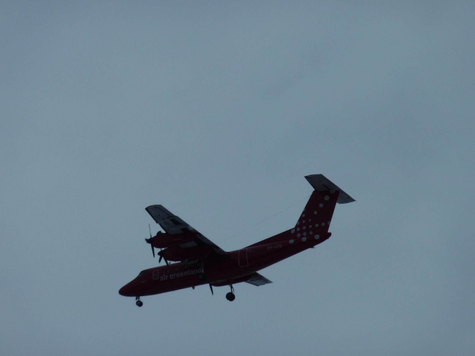 Dash7 i luften