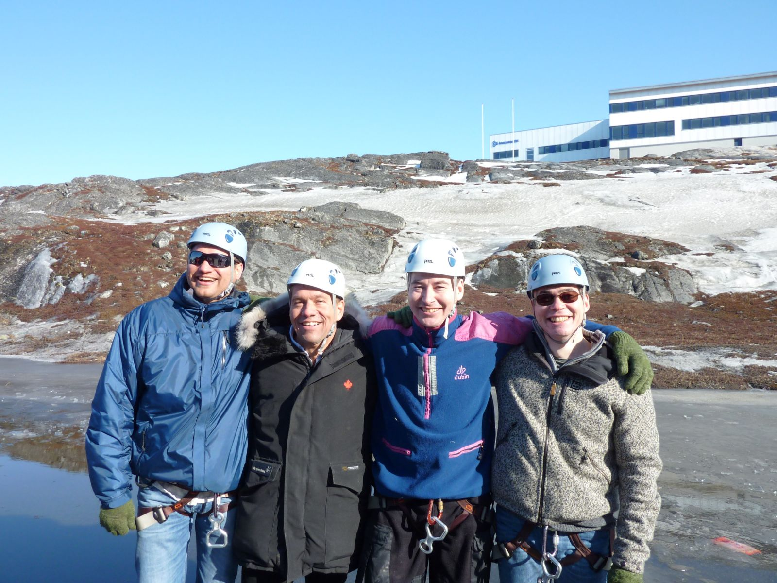2010-04-10-1615_-_Henrik Steinbacher; Jesper Eugenius Labansen; John Telling; Svend Sværd_2
