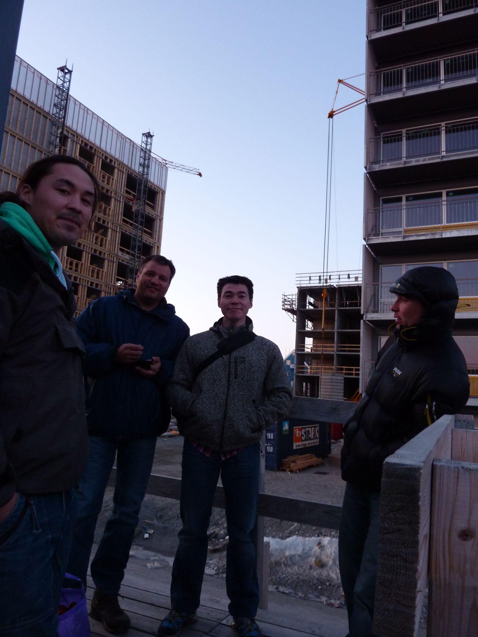 2010-04-10-2051_-_Hans-Jakob _Aqqaluk_ Platou; John Telling; Svend Sværd