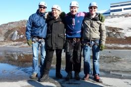 2010-04-10-1614_-_Henrik Steinbacher; Jesper Eugenius Labansen; John Telling; Martin Løvstrøm; Svend Sværd