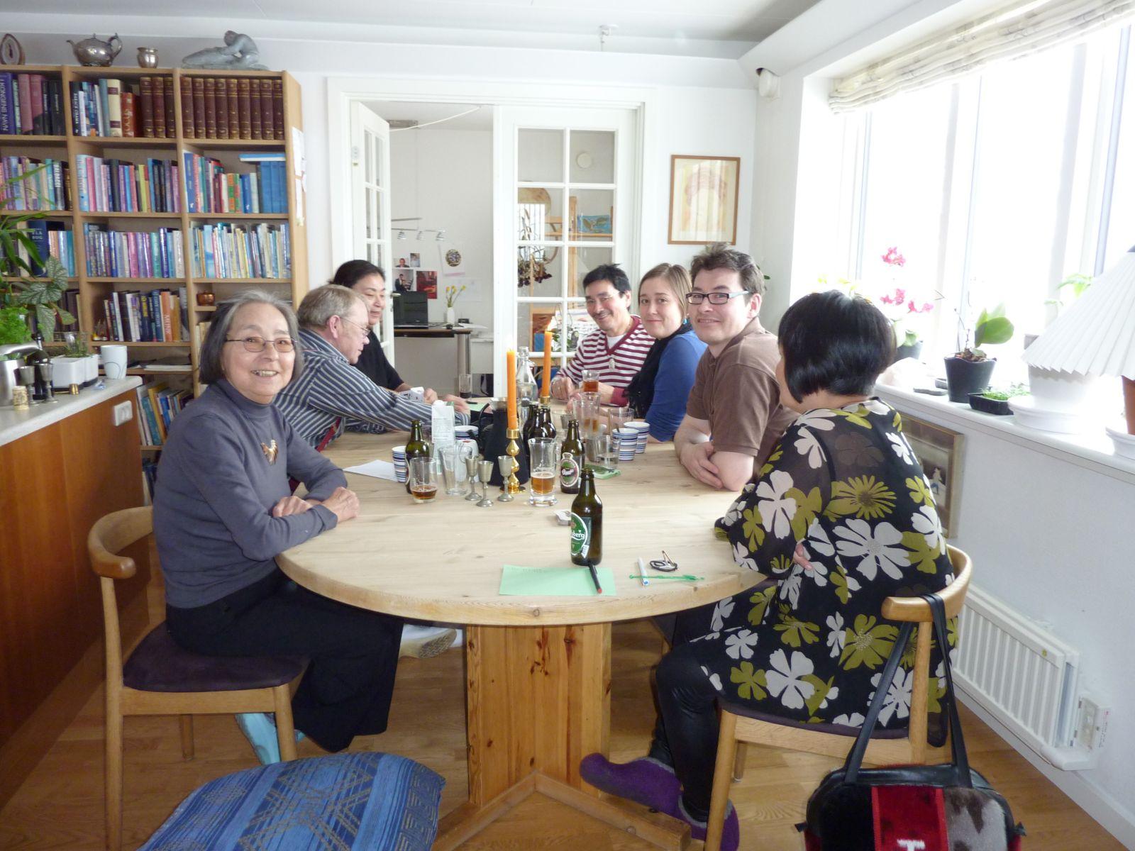 2010-04-02-1602_-_Ane Sofie Labansen; Hans Labansen; Jakobine Labansen; Jesper Eugenius Labansen; Maritha Eugenius La