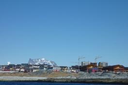 Sermitsiaq og Sana