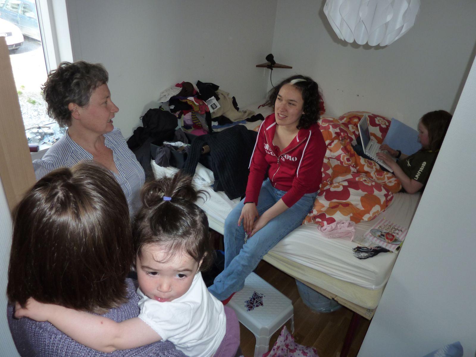 2010-06-19-1810_-_Ivalo Lynge Labansen; Mette Labansen; Qupanuk Eugenius Labansen
