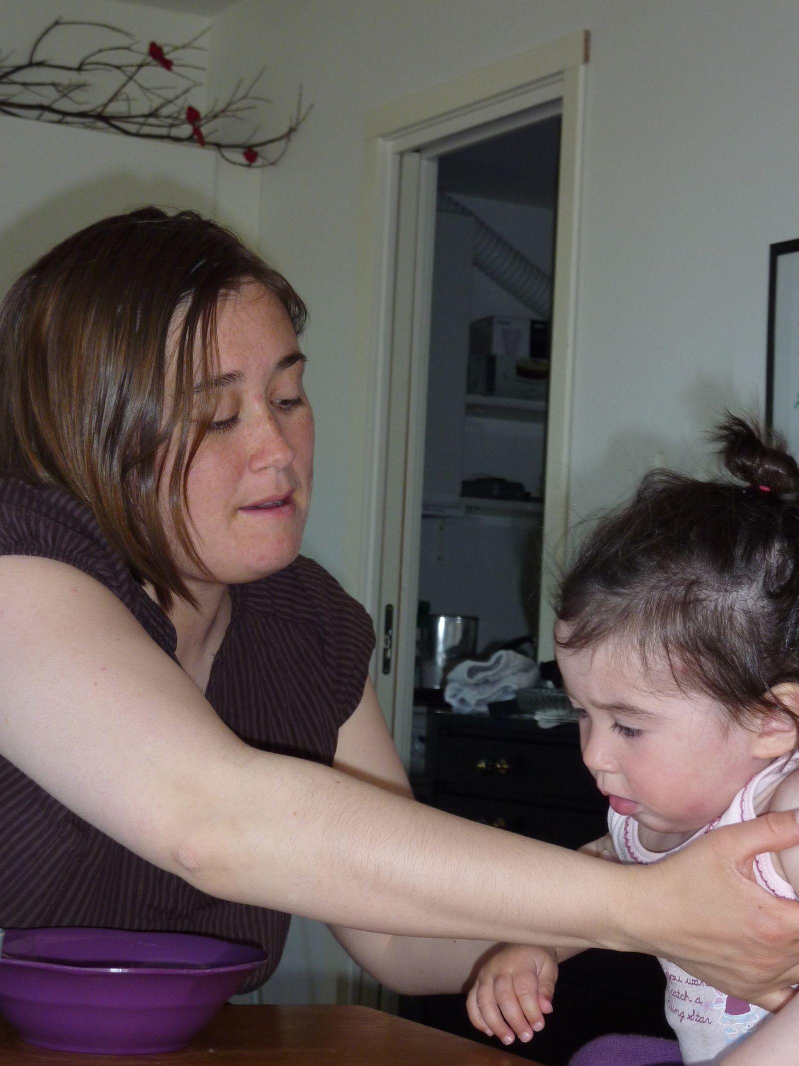 2010-07-07-2004_-_Maritha Eugenius Labansen; Qupanuk Eugenius Labansen