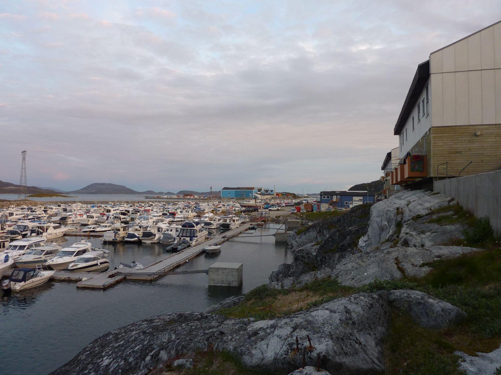 2010-07-15-2257_-_Båd; Bådebro; Iggia_2