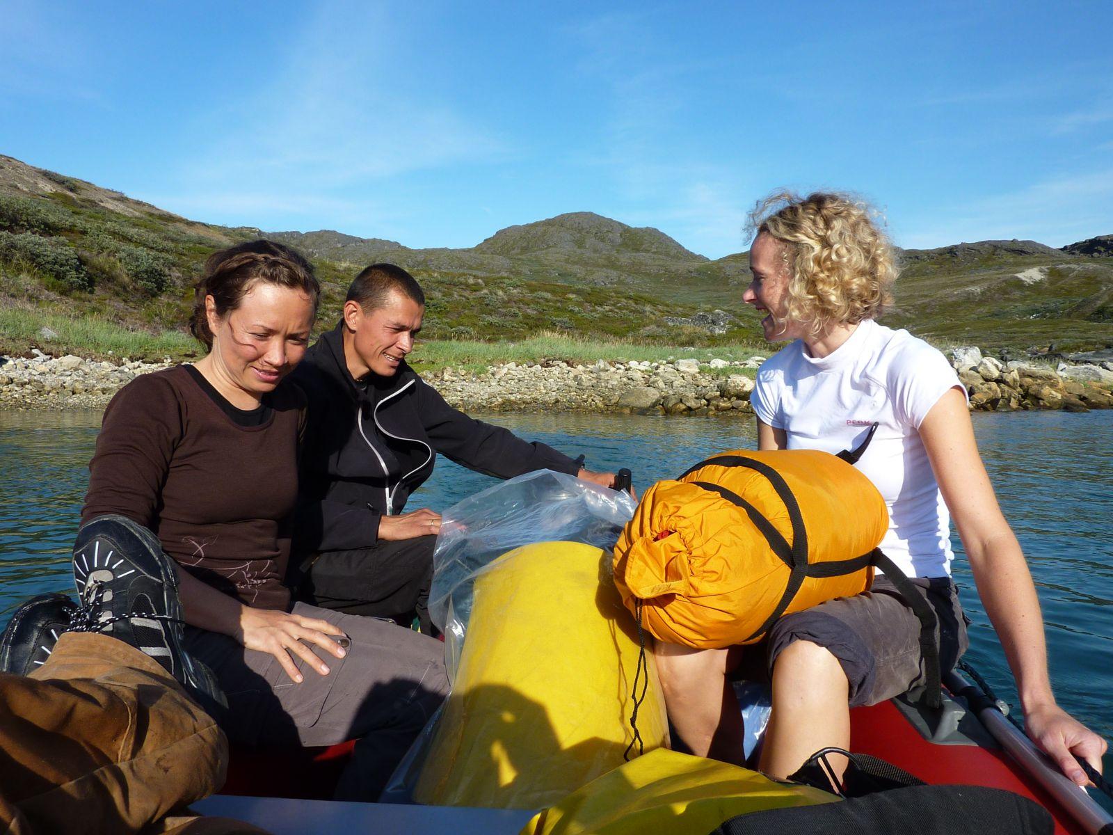 2010-08-05-1828_-_Aili Lage Labansen; Helene; Klaus Lage Labansen