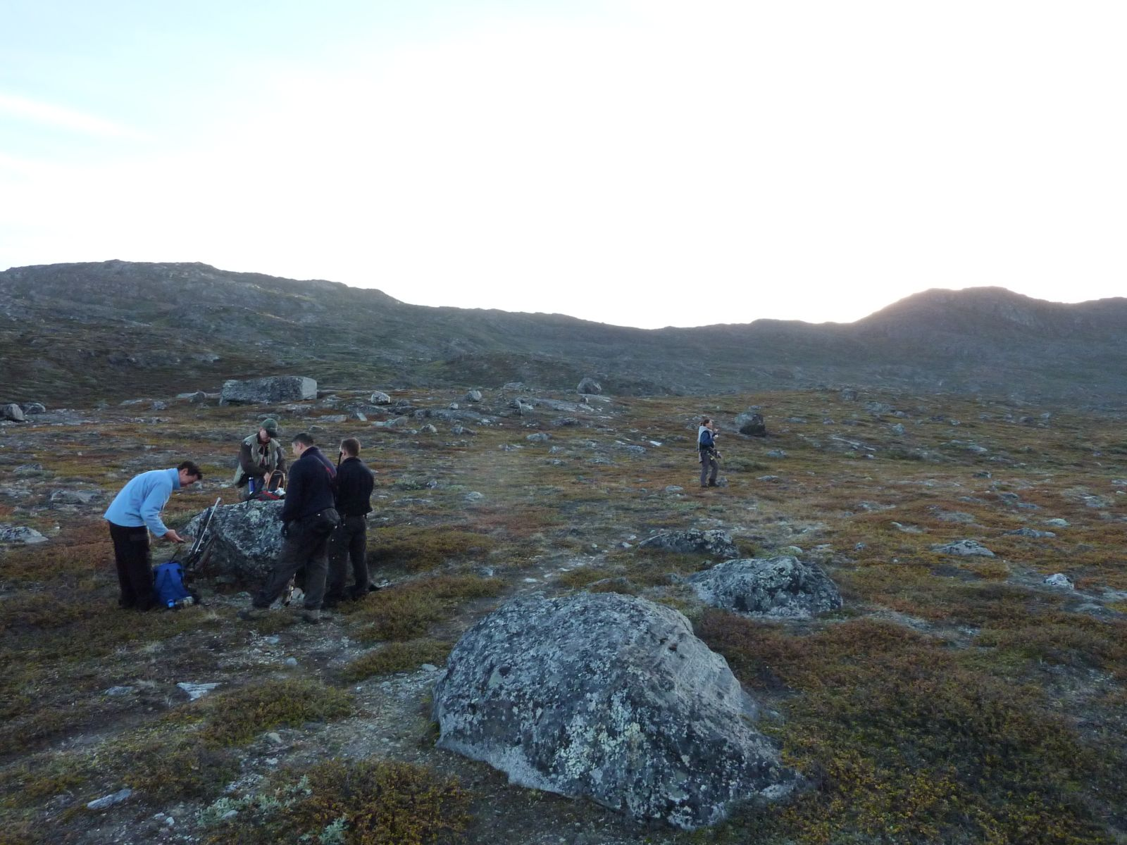 2010-09-04-0735_-_Carlo; Henrik Steinbacher; Jesper Eugenius Labansen; John Telling; Nuka Klausen Telling