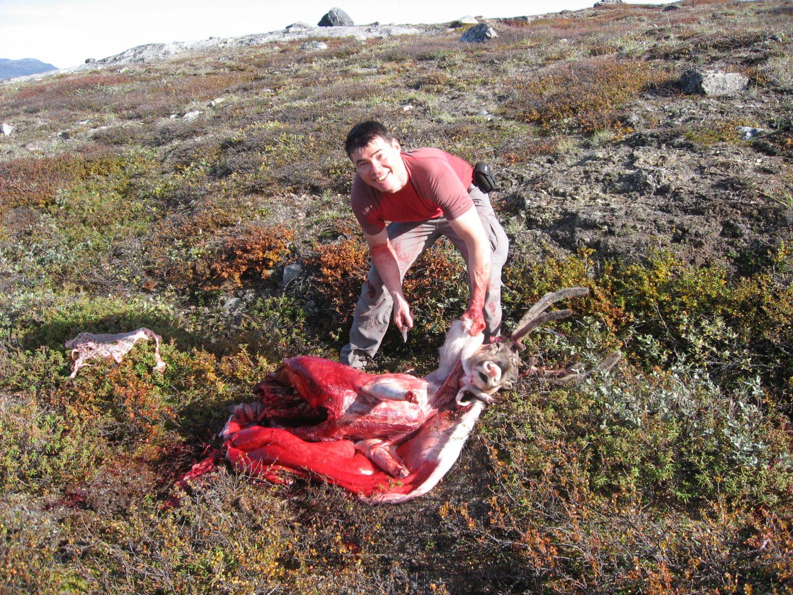 2010-09-04-1029_-_John Telling; Slagtning