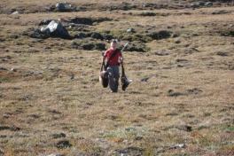 2010-09-04-1124_-_John Telling; Rensdyrkød