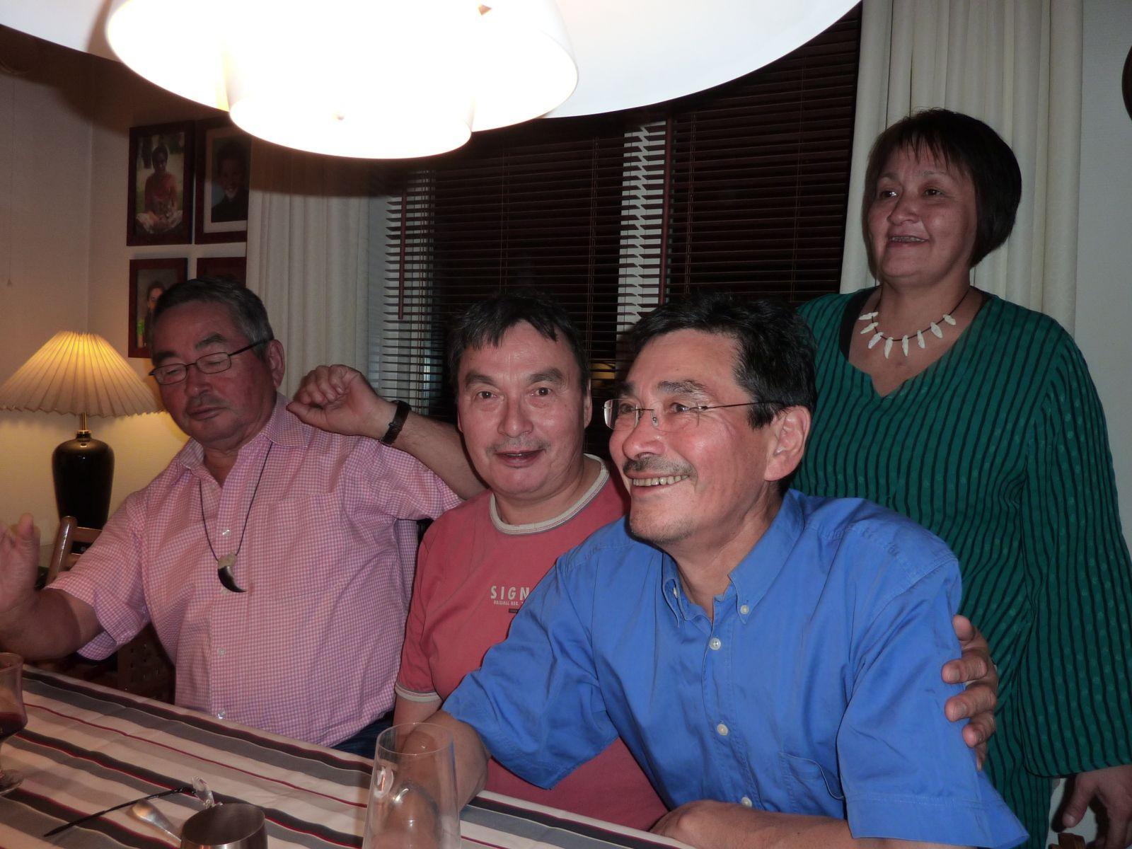2010-10-10-0016_-_Hans Labansen; Jakobine Labansen; Jørgen Labansen; Jørgen Peter Labansen
