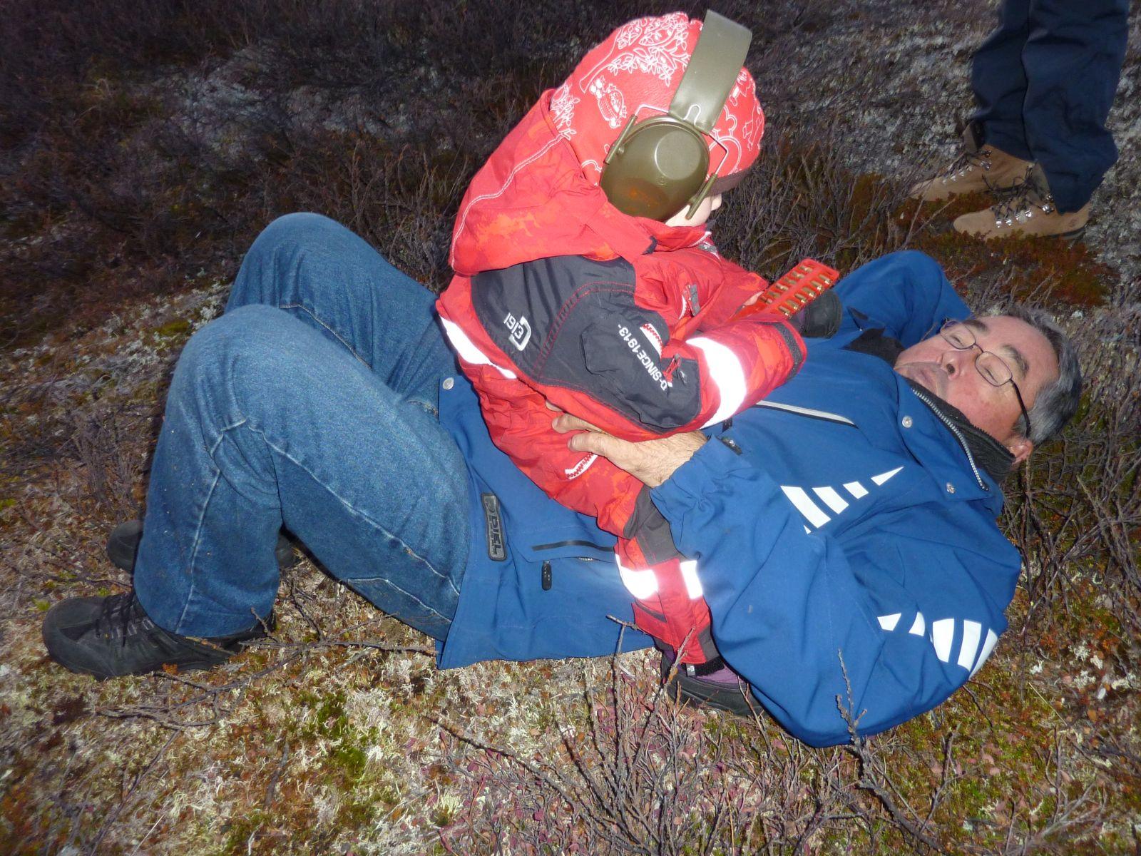 2010-10-14-1808_-_Jørgen Labansen; Qupanuk Eugenius Labansen