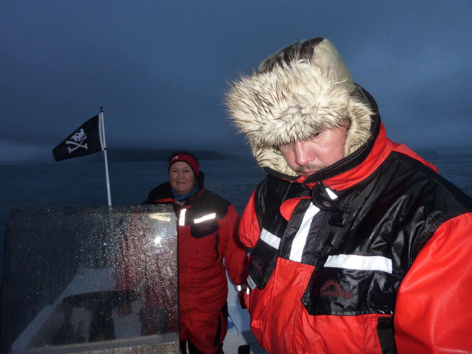 2010-11-07-1632_-_Maren Mikkelsen Lennert; Palle Sandgreen