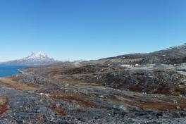 Sermitsiaq og stenbryd