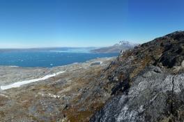 Sermitsiaq fra Lillemalene