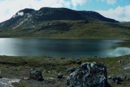 Søen i Kangiusaq