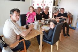 2017-08-14-1823_-_Anna Hessler Labansen; Jesper Labansen; Jørgen Labansen; Qupanuk Eugenius Labansen; Ruth Labansen;