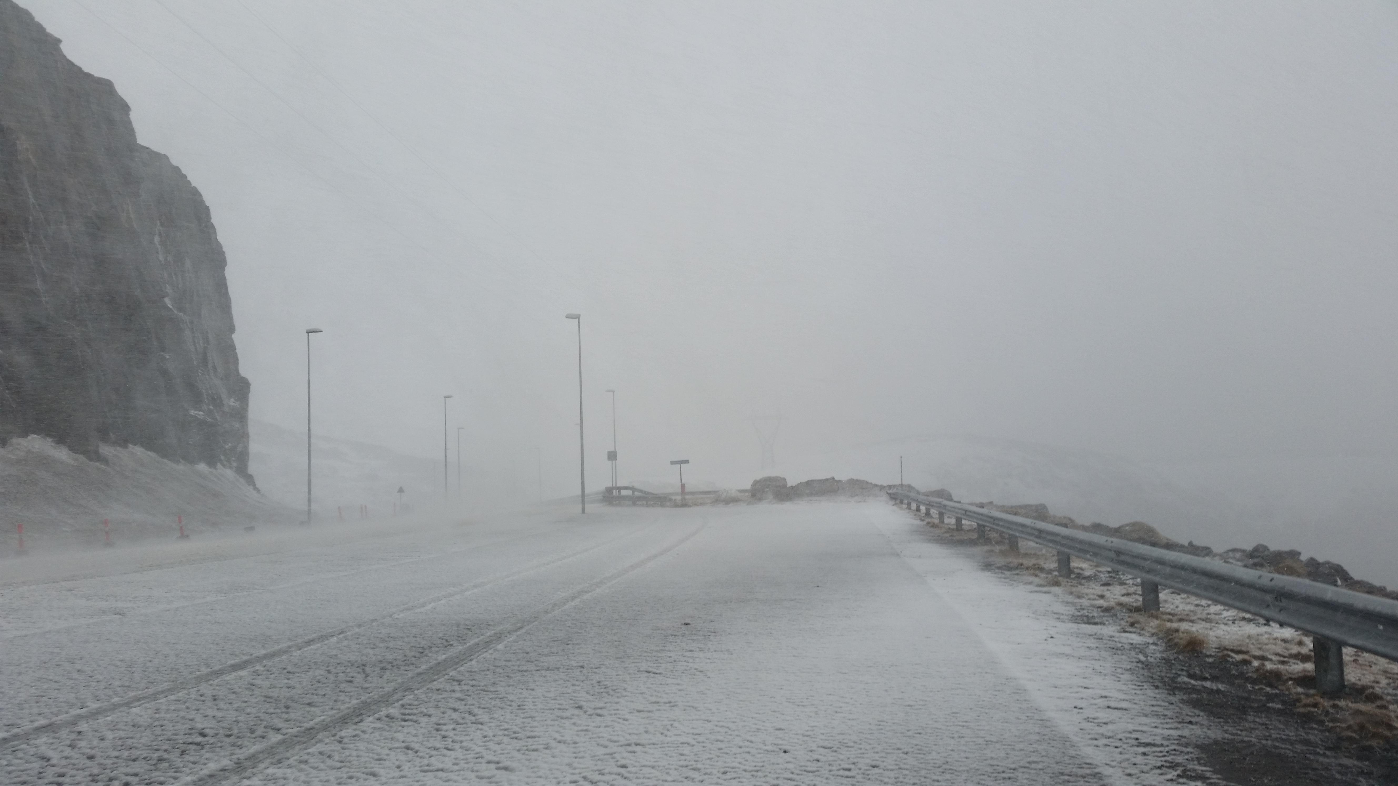 Snestorm i maj