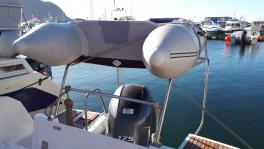 Marus gummibådsstativ