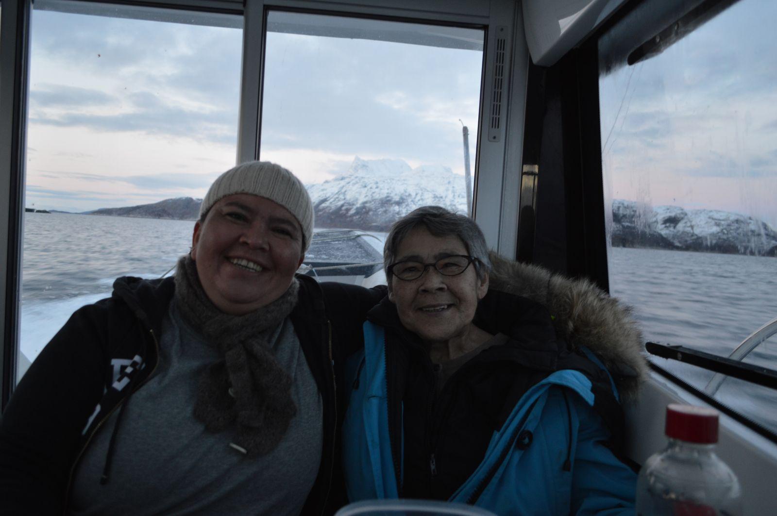 2018-10-03-1859_-_Amalie Evaldsen; Anna Hessler Labansen