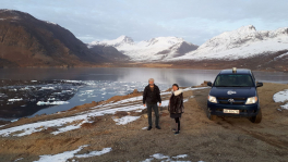 Kursus tur til Sydgrønland