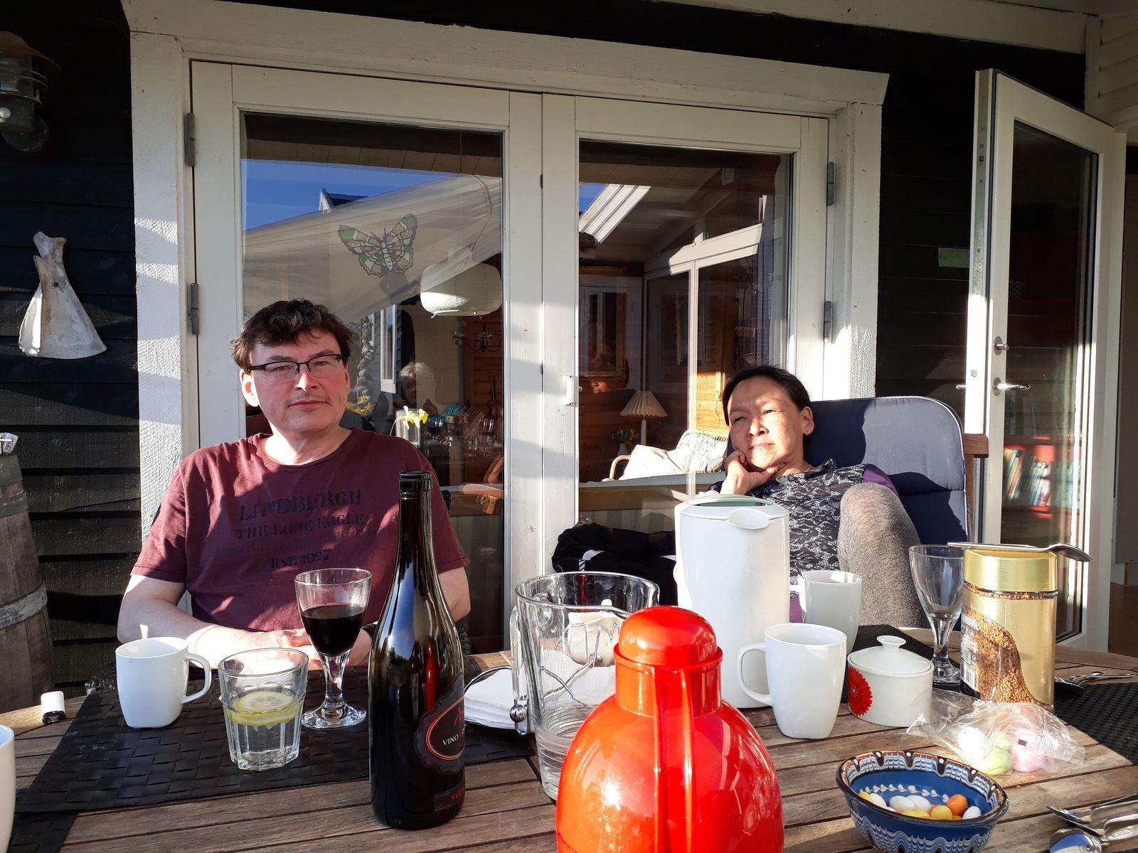 Middag og hygge i Ekko