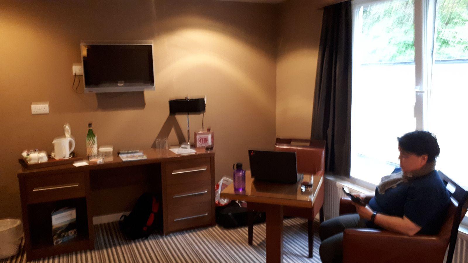 Vores andet hotel i Skotland