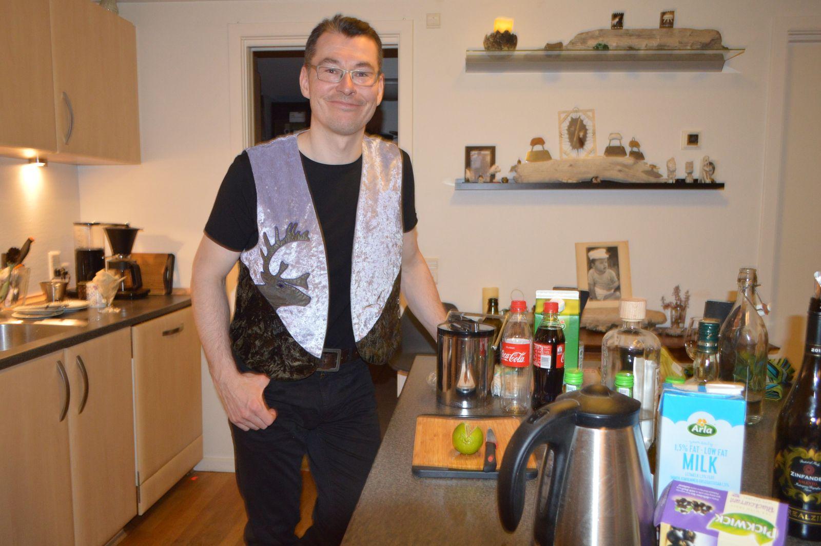 Søren's 51 års fødselsdag
