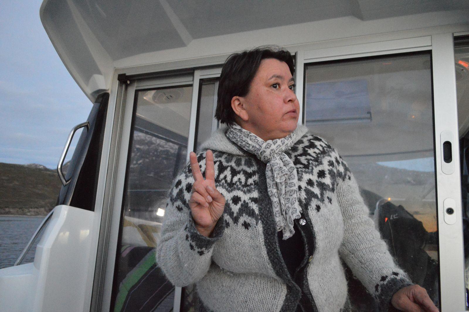 Sejltur til Eqaluit Ilorliit
