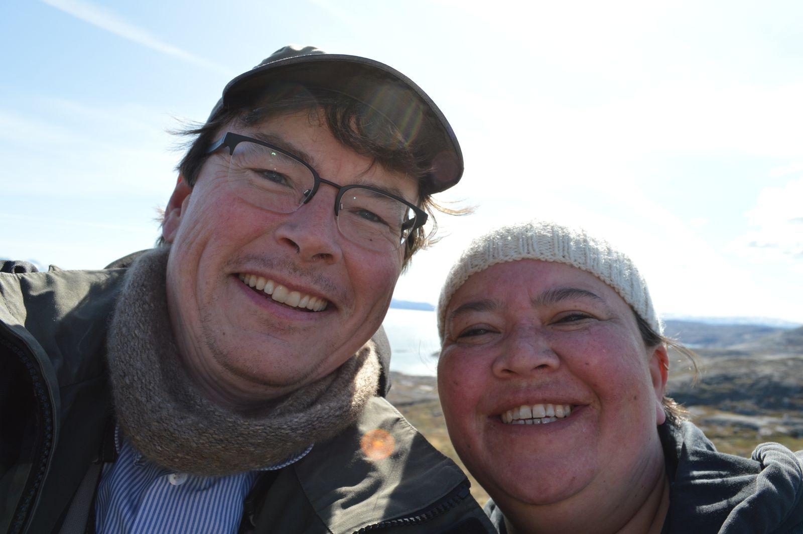 Kristi Himmelfarts ferie til Qussuk