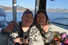 Sejltur til Tasiussarsuaq