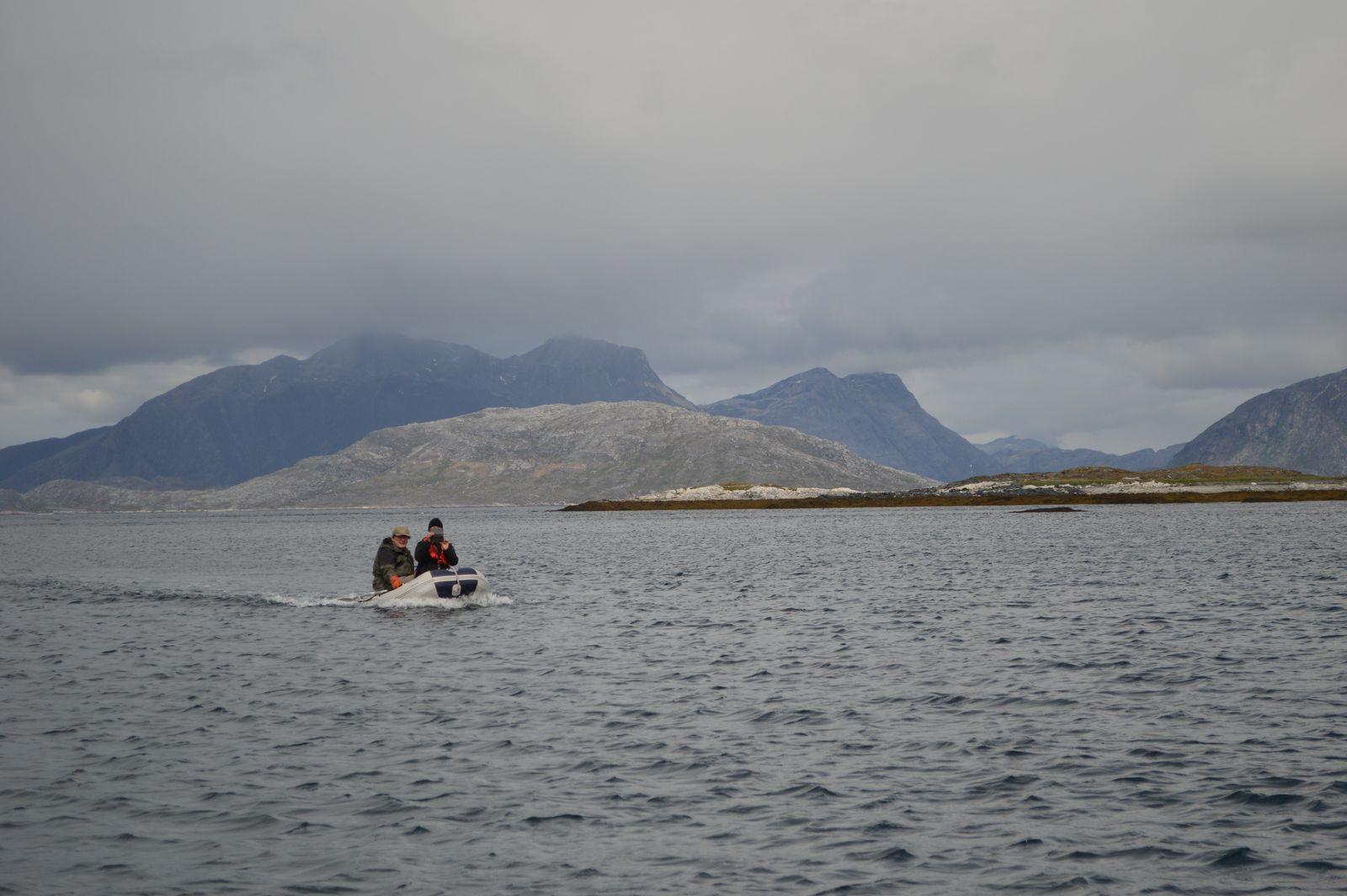 Tur ud til Aningisunnguaq