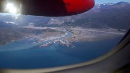 Delta ved Narsarsuaq Lufthavn