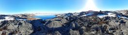 Miniferie i Tasiussarsuaq