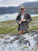 Miniferie inde i Nuuk fjorden