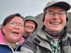 Miniferie i Eqalunnguit på Nordlandet