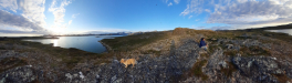 Weekend i Tasiussarsuaq